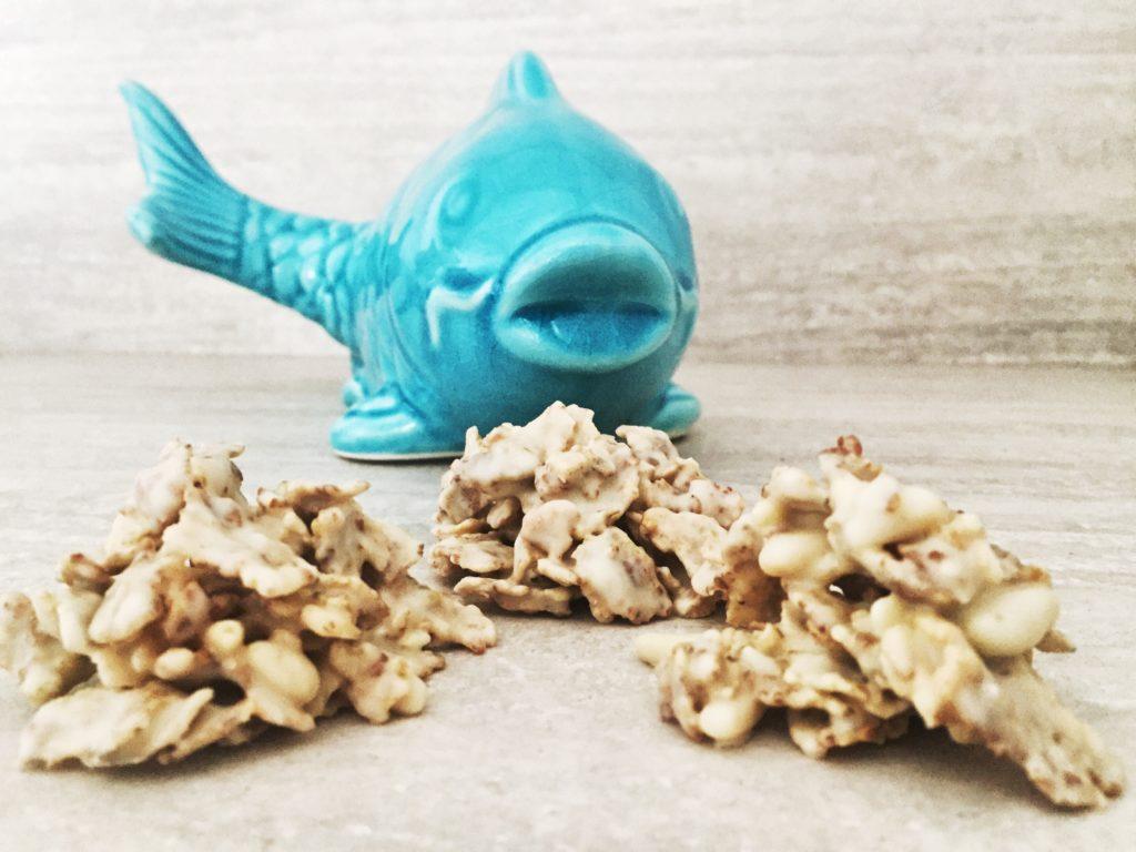 Il pesce mangia i meteoriti