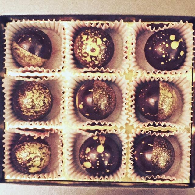Cioccolatino lunare