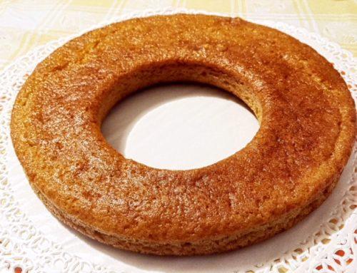 Vegan carrot cake di Massimo Pica