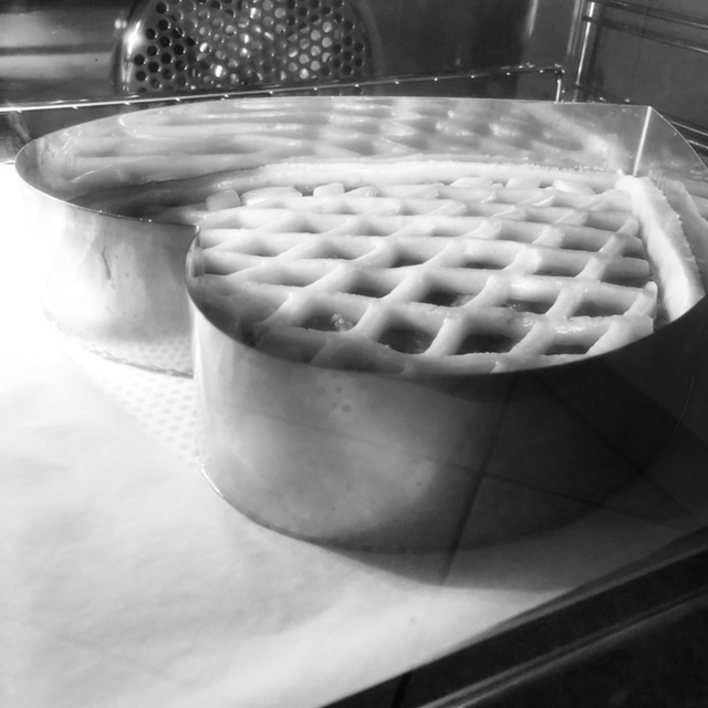 Una crostata semplicemente perfetta